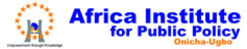 Africa Institure for Public Policy